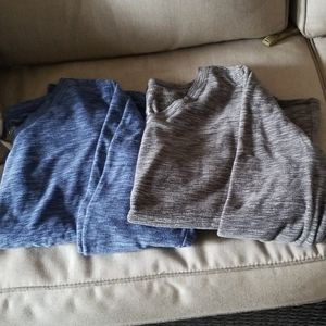 Women's VNeck Polyester Sweatshirt